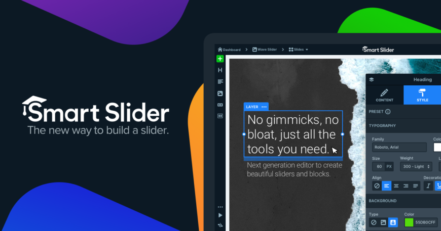Smart Slider Pro Templates